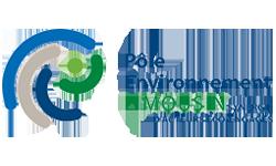 Logo du Pôle Environnement Limousin Synergie d'acteurs eco-engages