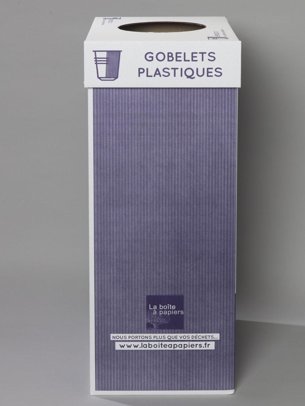 carton-recyclage-gobelets-plastiques
